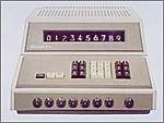 001, первая электронная модель