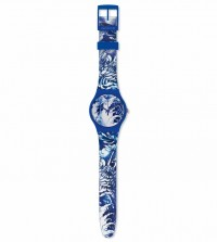 Swatch BLUE GRAFT SUOZ154