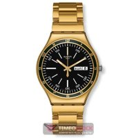 Swatch CHARCOAL MEDAL YELLOW YGG705G