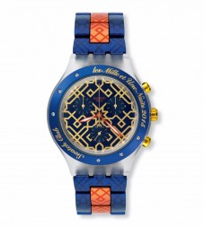 Swatch 1001 SWATCH CLUB NIGHTS SVCZ1000AGS