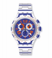 Swatch CHEMICAL BLUE YYS4011AG