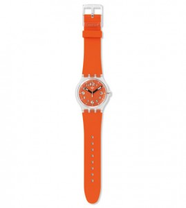 Swatch SQUEEZED PUMPKINS RESTYLED SUDK102I