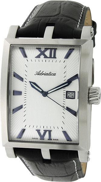 Наручные часы Adriatica A1112.52B3Q купить в Москве в интернет ... d7d85005edc