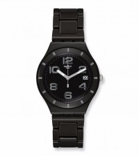 Swatch ONLY BLACK YGB4008AG