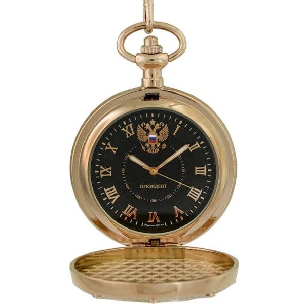 Карманные часы русские