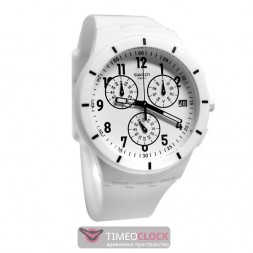 Swatch TWICE AGAIN WHITE SUSW402
