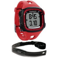 Garmin Forerunner 15 Red/Black GPS HRM
