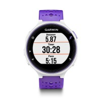 Garmin Forerunner 230 Purple & White