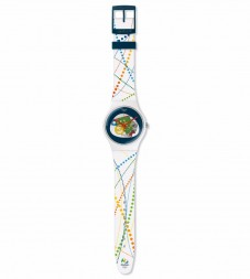 Swatch DOTS IN RIO SUOW128