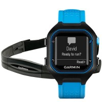 Garmin Forerunner 25 Large - Black/Blue HRM1